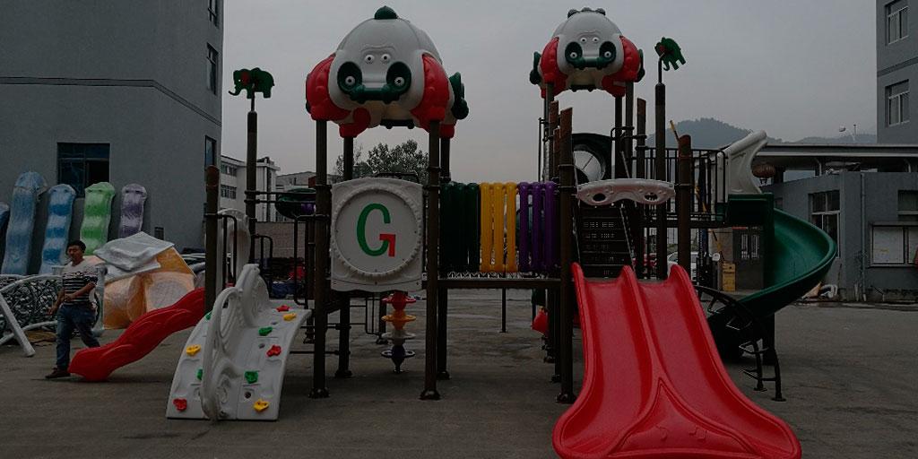 Parques Infantiles Banner Geem